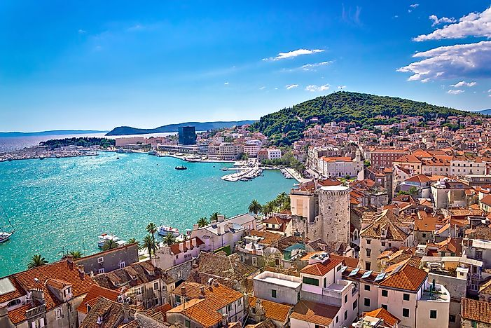 What are the Historical Regions of Croatia?