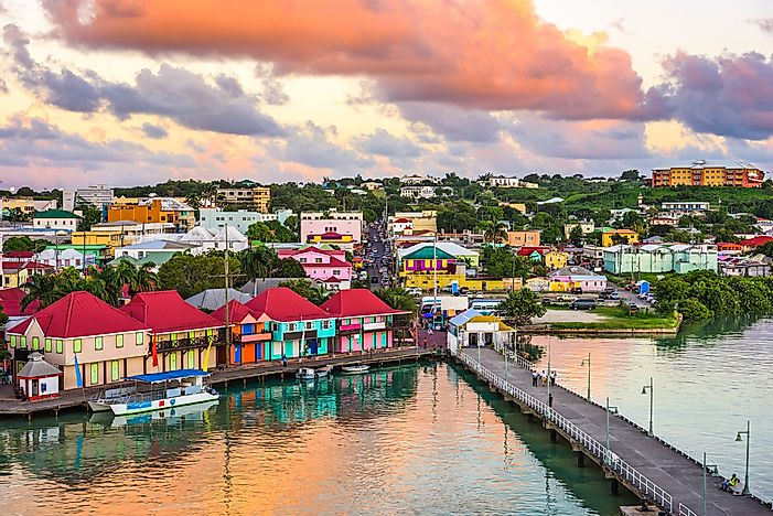 #4 Saint John's, Antigua and Barbuda - 0