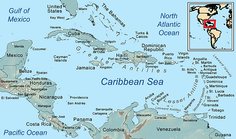 What Are The Differences Between Windward And Leeward Islands