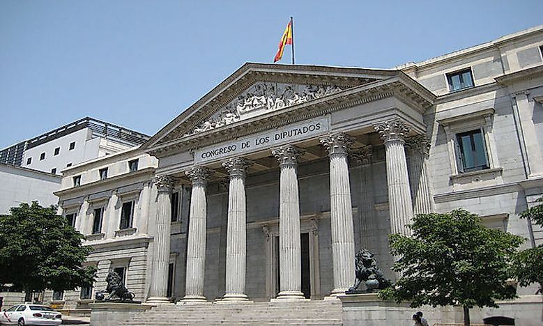 What Type of Government Does Spain Have?