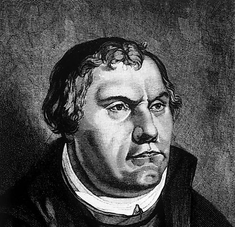 Martin Luther - Important Figures in World History