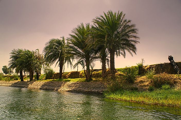 #2 Nile River Valley And Delta