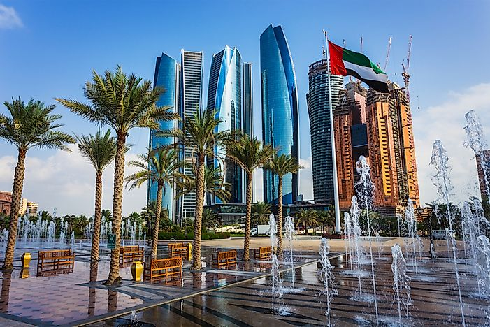 What Is the Capital of the United Arab Emirates? - WorldAtlas.com
