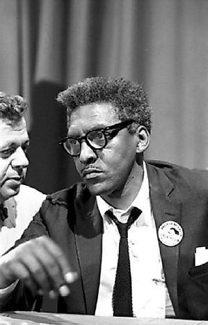 Bayard Rustin - Important Figures in US History