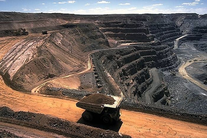 The Leading Mining Companies In The World By Revenue Earned