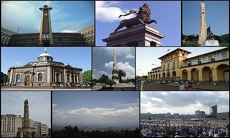 Biggest Cities In Ethiopia
