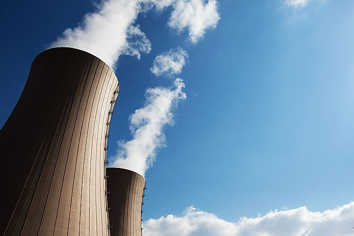 The Largest Nuclear Power Stations In The United States
