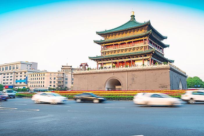 Xi'an – The Capital Of Shaanxi Province