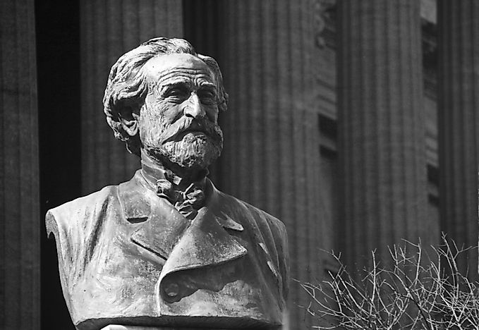 Giuseppe Verdi - Famous Composers in History