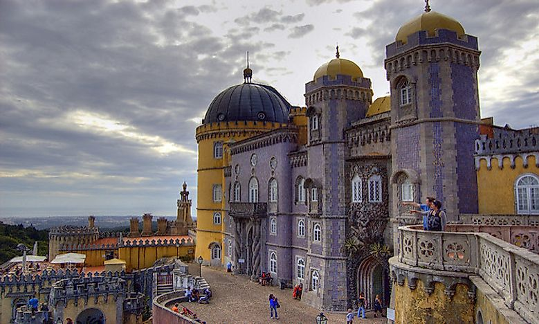 #2 Pena National Palace, 1838 -