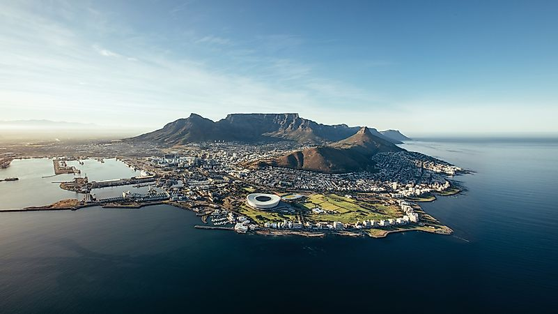 Top 10 Facts About Cape Town
