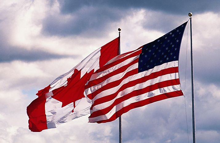 ​The 49th Parallel View: How Did Canada and the U.S. Get Divvied Up That Way?