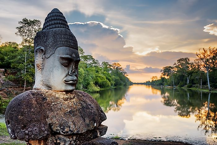 The Top 10 Tourist Attractions In Cambodia