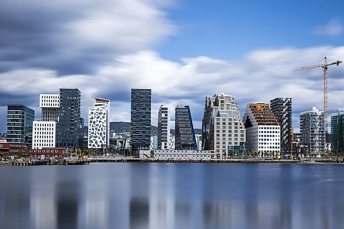 #10 Norway - Best Countries to Start a Business
