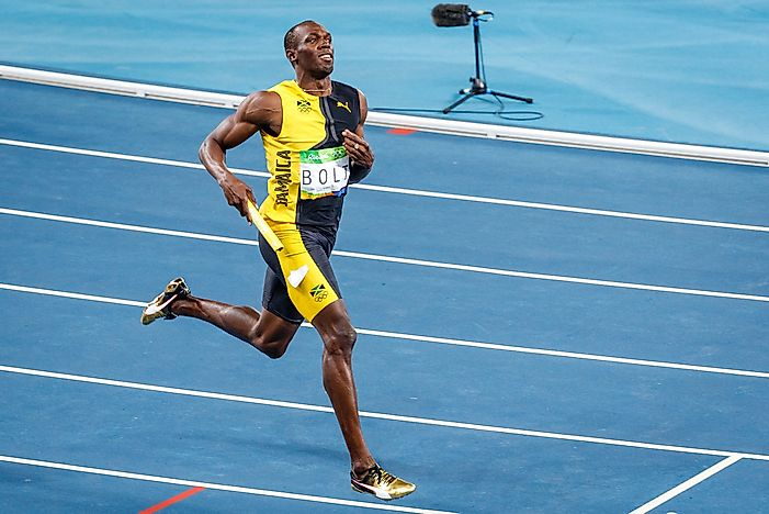Usain Bolt: the Fastest Man in the World