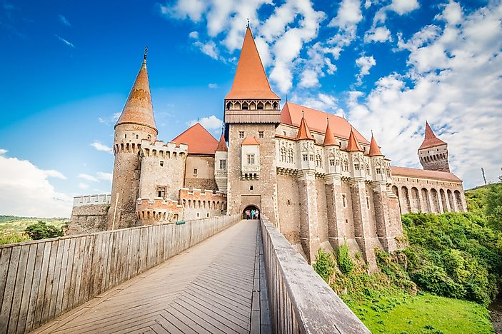 The Most Visited Tourist Attractions In Romania
