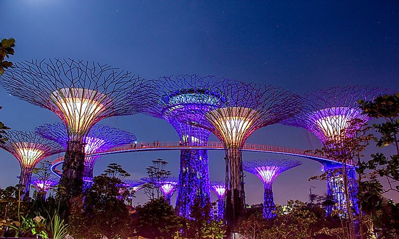 #6 Supertree Grove, Singapore -