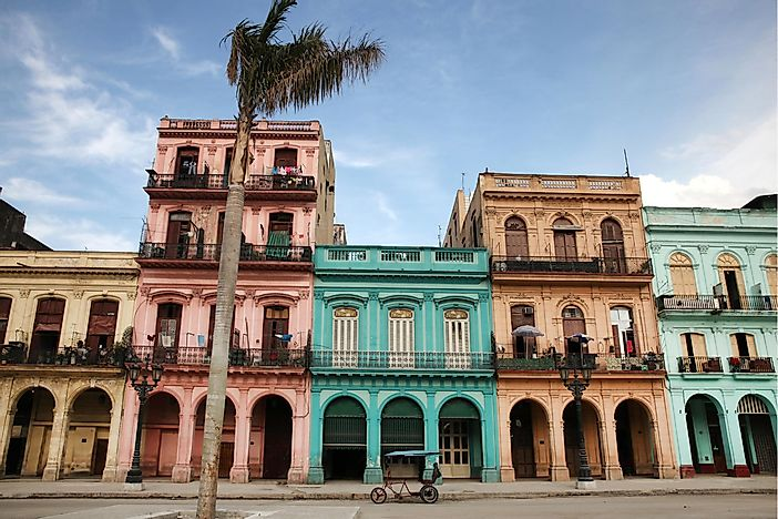 What Is The Capital Of Cuba?