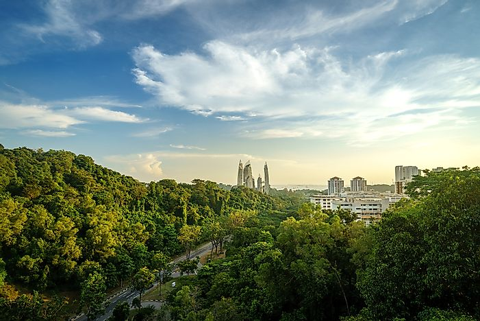 Top Destinations in Singapore for Nature Lovers
