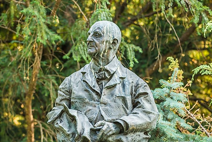 Anton Bruckner - Famous Composers in History