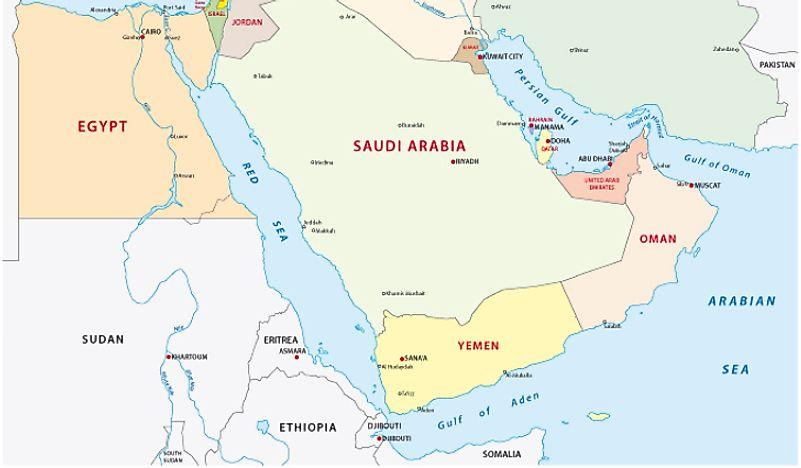 Which Countries Have Coastlines On The Gulf Of Aden ... on persian gulf map, taiz map, jaar map, damascus map, abadan map, arabian sea, merca map, middle east map, strait of gibraltar, gulf of oman, kusti map, horn of africa, denim map, tanzania map, ceylon map, gulf of aqaba, dubai map, cairo map, karamay map, bay of bengal, sinai peninsula map, piracy in the strait of malacca, red sea, pegu map, medina map, dead sea map, al hofuf map, piracy in somalia, indus river map,