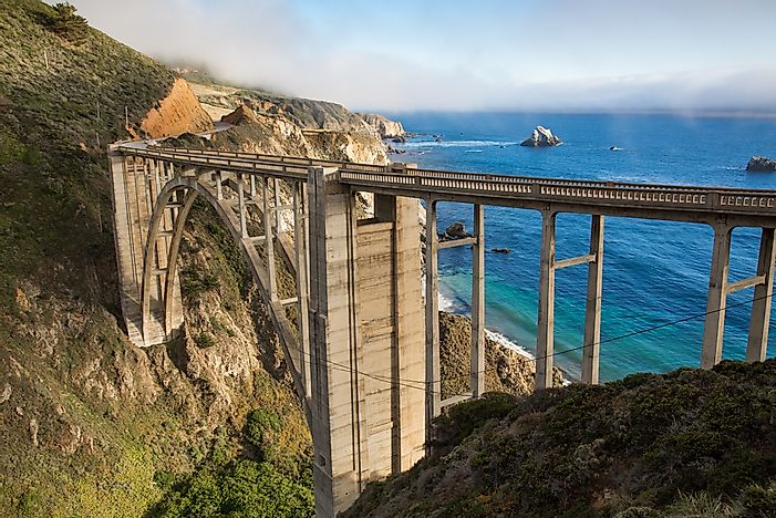 #5 Bixby Creek Bridge