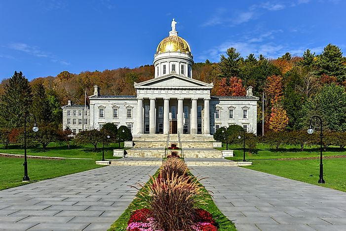 #8 Vermont State House