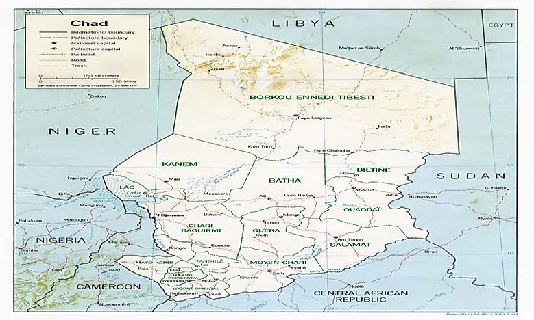 Largest Landlocked Countries In The World WorldAtlascom - Largest country in africa