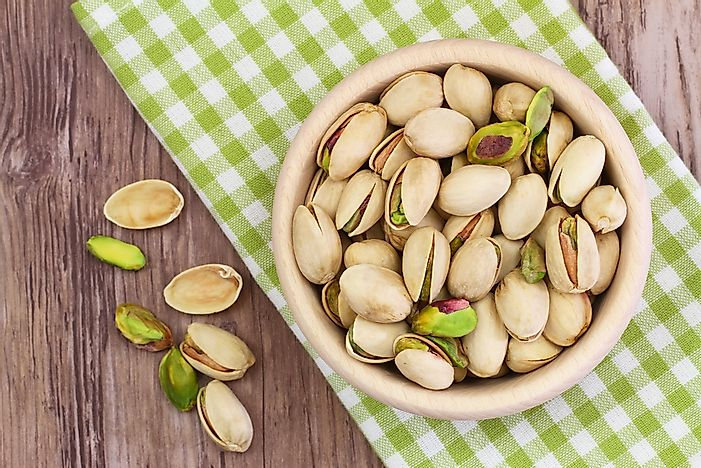 Top Pistachio Consuming Countries