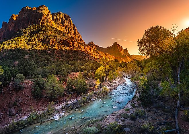 Zion National Park, Utah - Unique Places around the World