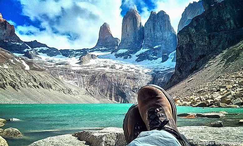 #1 Mountaineering And Mountain-Related Tourism In Chile -
