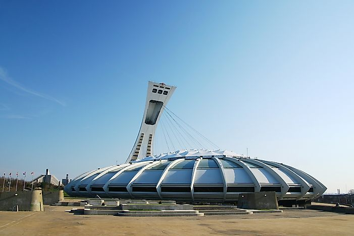 The Largest Sports Stadiums In Canada