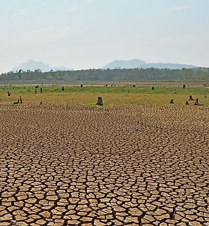 What Are Droughts, And How Can They Be Mitigated?