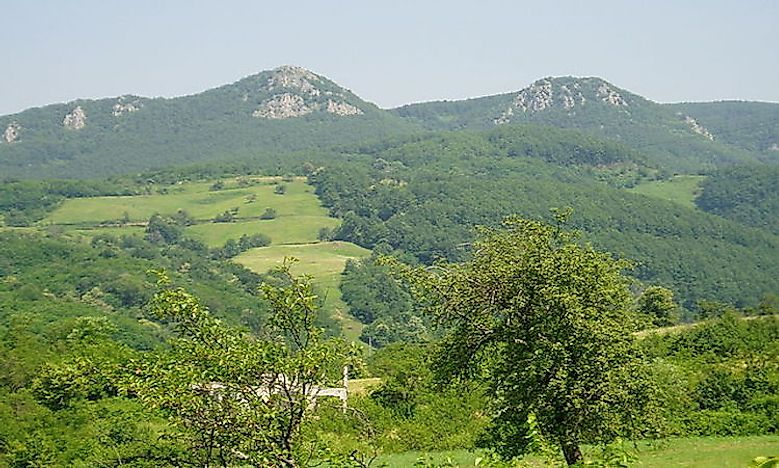 #2 Kozara National Park -