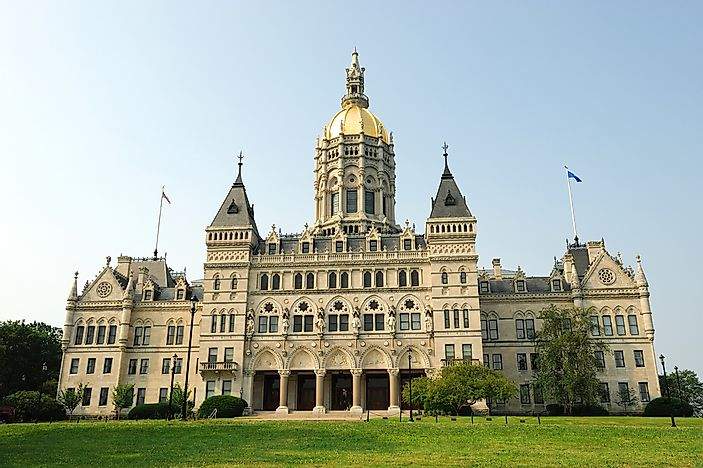 #3 Connecticut State Capitol
