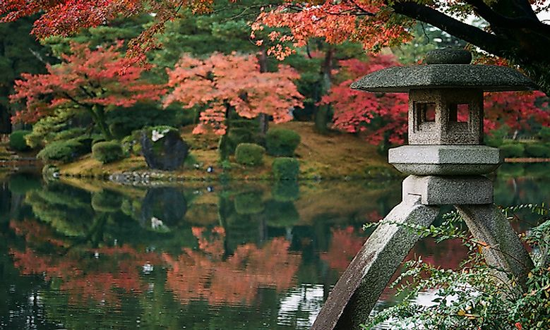Japan's Wonders: The Three Great Gardens Of Japan