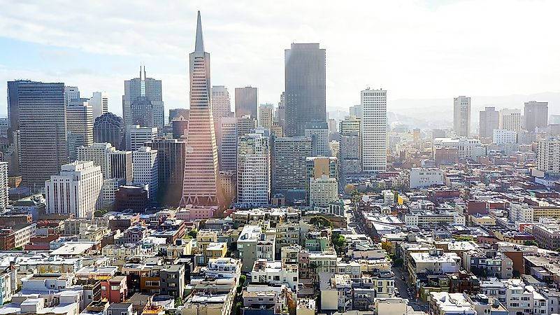 #4 San Francisco-Oakland-Hayward, CA - GDP Per Capita: $80,643 USD
