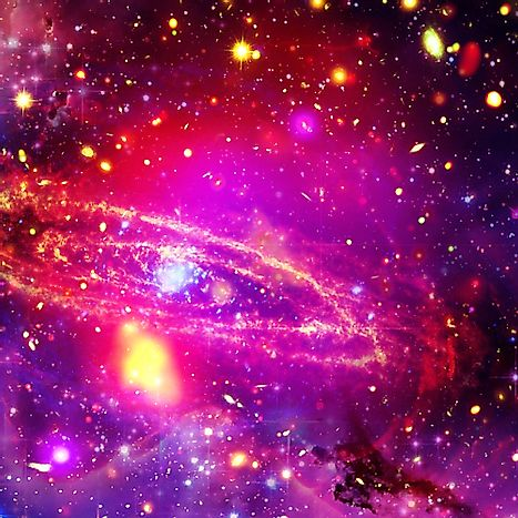 How Many Types of Galaxies Are There?