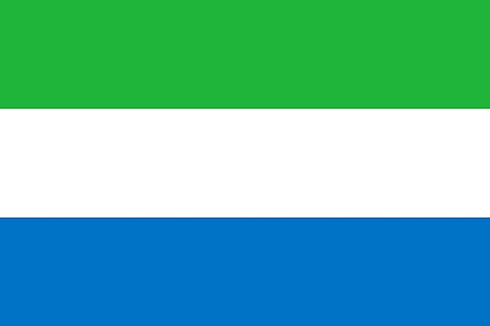 What Do The Colors And Symbols Of The Flag Of Sierra Leone Mean?