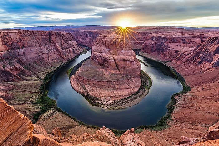 Horseshoe Bend, Arizona - Unique Places around the World