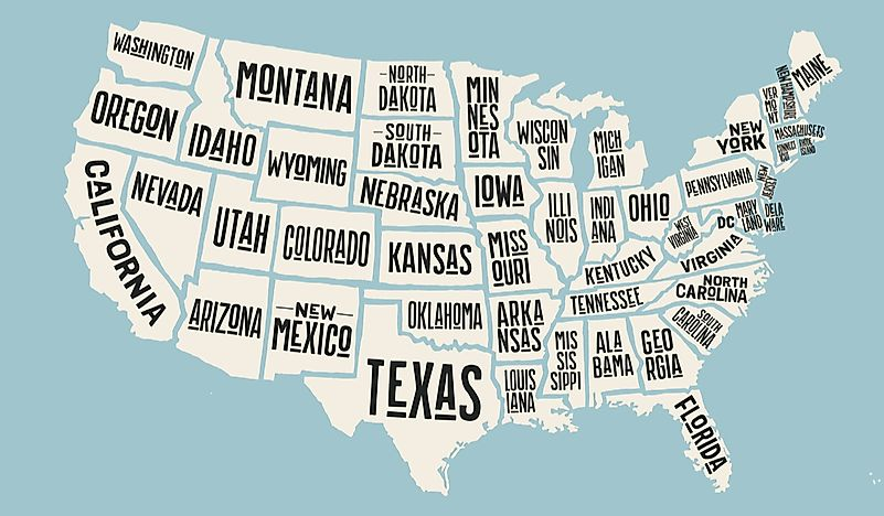 What Are The Contiguous United States?