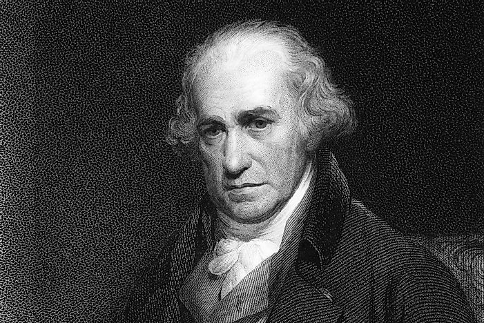 James Watt - Figures in History