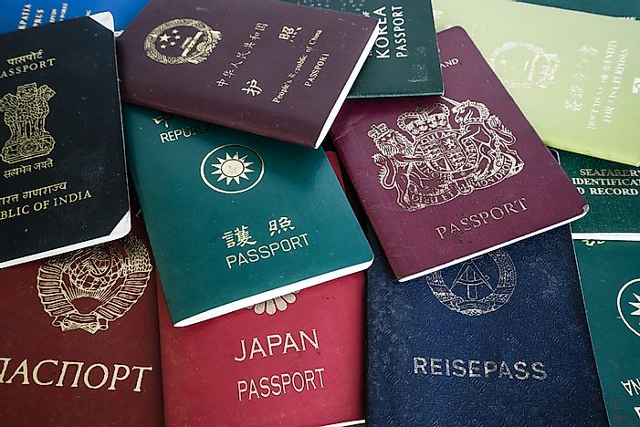 The World's Most Powerful Passports
