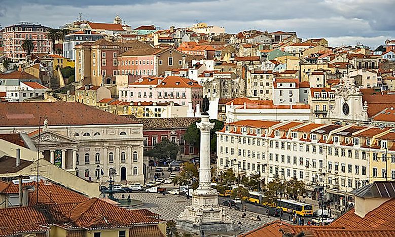 Biggest Cities In Portugal