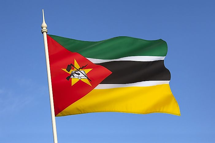 What Do the Colors and Symbols of the Flag of Mozambique Mean?