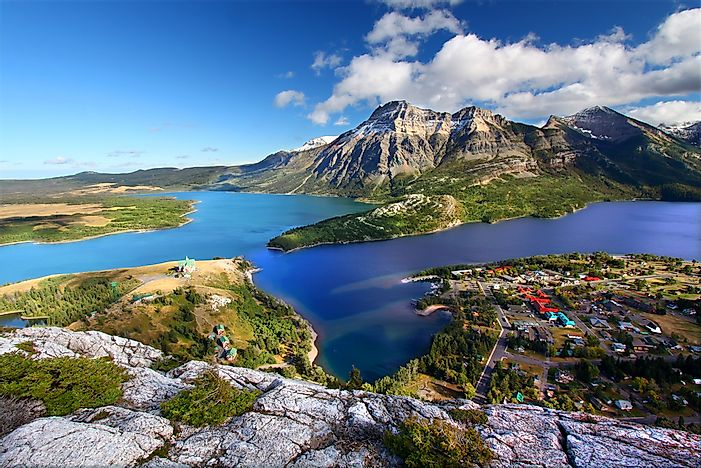 #2 Waterton Lakes National Park