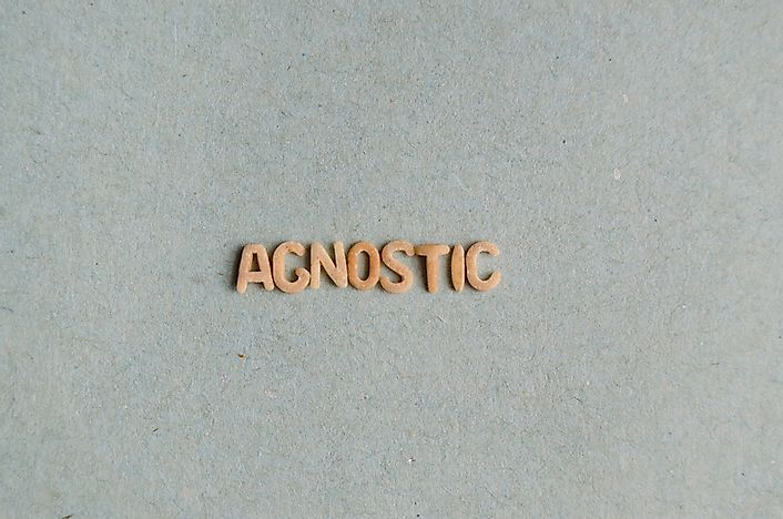 What Are Agnostic Beliefs?