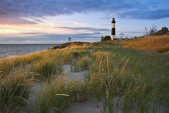 #10 Big Sable Point Light