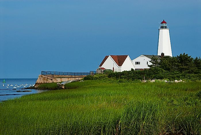 #3 Lynde Point Light - 1803