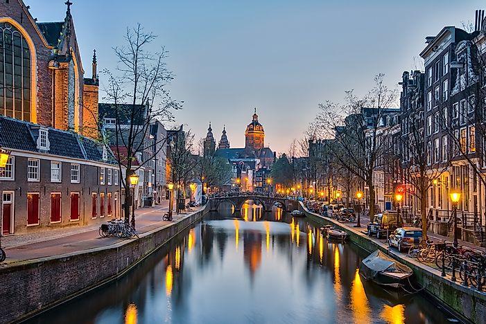 #10 Netherlands - 30.4%